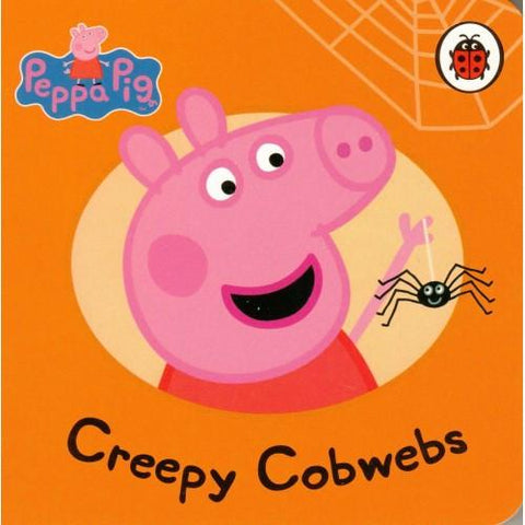 Children's Books Outlet |Peppa Pig, Creepy Cobwebs
