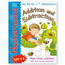 Children's Books Outlet |Mathematics: Addition and Subtraction