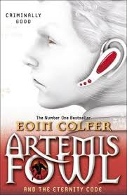 Children's Books Outlet |Artemis Fowl and the Eternity Code