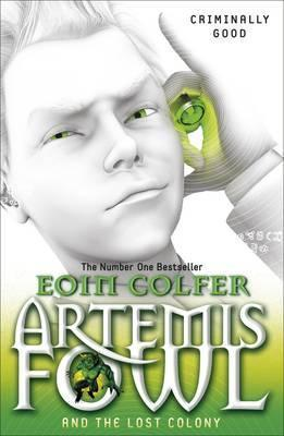 Children's Books Outlet |Artemis Fowl and the Lost Colony