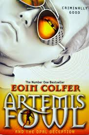 Children's Books Outlet |Artemis Fowl and the Opal Deception