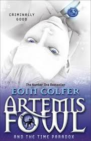 Children's Books Outlet |Artemis Fowl and the Time Paradox