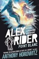 Outlet de cărți pentru copii | Alex Rider Point Blanc de Anthony Horowitz