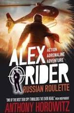 Outlet de cărți pentru copii | Alex Rider Russian Roulettte de Anthony Horowitz