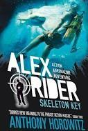 Outlet de cărți pentru copii | Alex Rider Skeleton Key de Anthony Horowitz