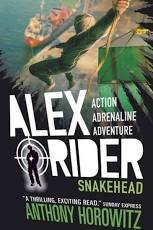 Children's Books Outlet | Alex Rider Snakehead by Anthony Horowitz