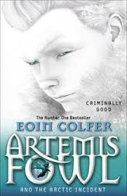 Children's Books Outlet |Artemis Fowl and the Arctic Incident