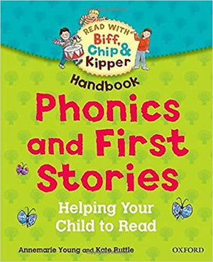 Children's Books Outlet |Biff, Chip And Kipper Phonics and First Stories Helping Your Child to Read