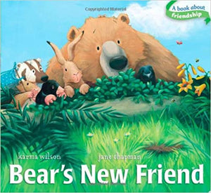 Children's Books Outlet | Bear's New Friend by Karma Wilson