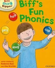 Children's Books Outlet |Biff, Chip And Kipper: Biff's Fun Phonics Level 1 Oxford Reading Tree