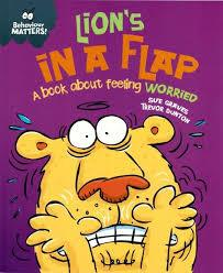 Children's Books Outlet |Behaviour Matters Lion's in a Flap
