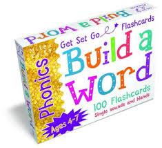 Children's Books Outlet |Phonics Cards Build a Word