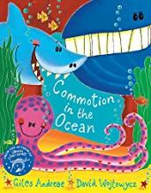Children's Books Outlet |Commotion in the Ocean by Giles Andreae