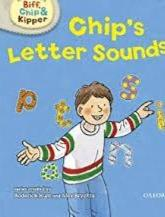 Biff, Chip And Kipper: Chip's Letter Sounds Level 1 Oxford Reading Tree
