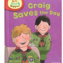 Children's Books Outlet | Biff, Chip And Kipper Craig Saves the Day Level  Oxford Reading Tree