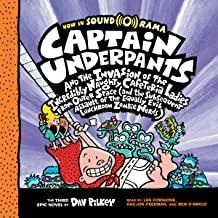 Children's Books Outlet |Captain Underpants and the Invasion of the Incredibly Naughty Cafeteria Ladies from Outer Space