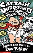 Children's Books Outlet |Captain Underpants and the Attack of the Talking Toilets