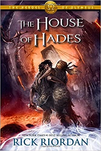 Children's Books Outlet |Disney The House of Hades by Rick Riordan