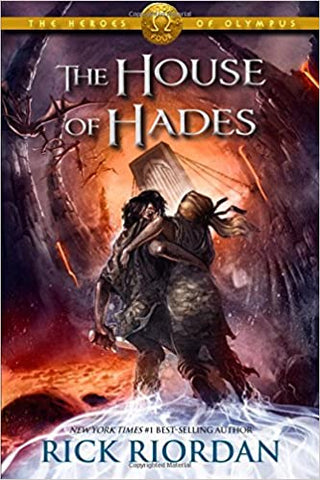 Children's Books Outlet | Disney The House of Hades by Rick Riordan
