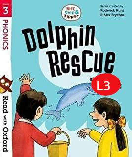 Cărți pentru copii Outlet | Biff, Chip And Kipper Dolphin Rescue Level 3 Oxford Reading Tree