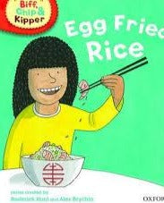 Children's Books Outlet | Biff, Chip And Kipper Egg Fried Rice Level 3 Oxford Reading Tree