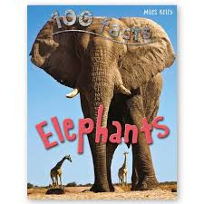 Image of Children's Books Outlet |100 Facts Elephants