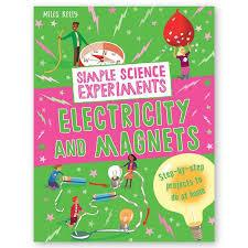 Children's Books Outlet |Simple Science Experiments: Electricity and Magnets