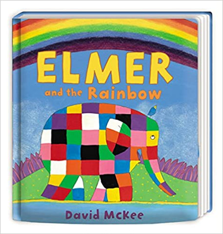 Children's Books Outlet | Elmer and the Rainbow by David Mckee
