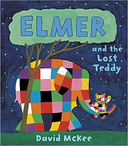 Children's Books Outlet |Elmer and the Lost Teddy by David Mckee