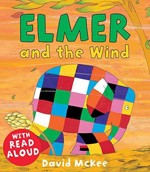 Children's Books Outlet | Elmer and the Wind by David Mckee
