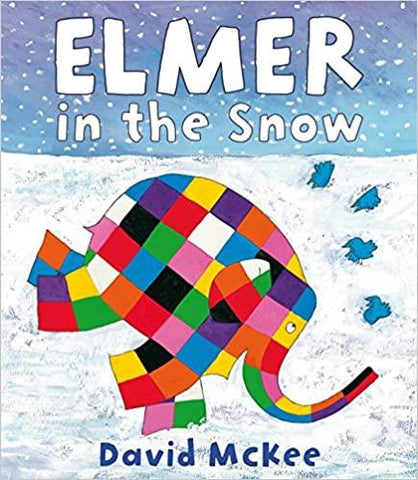 Children's Books Outlet | Elmer in the Snow by David Mckee