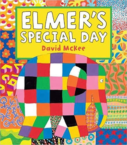 Children's Books Outlet |Elmer's Special Day by David Mckee