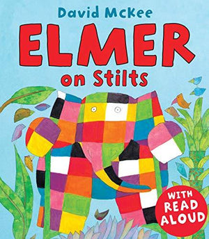 Children's Books Outlet |Elmer on Stilts by David Mckee