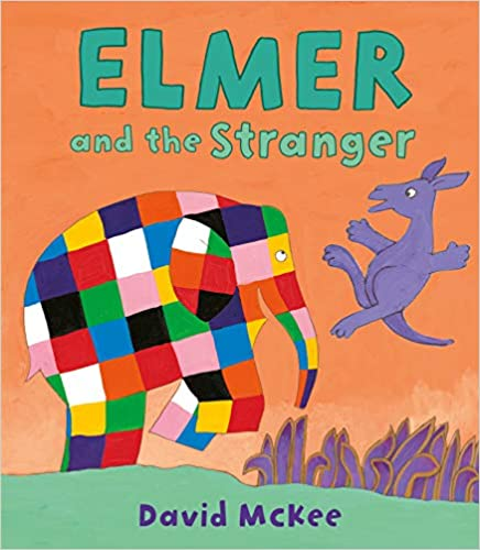 Children's Books Outlet |Elmer and the Stranger by David Mckee