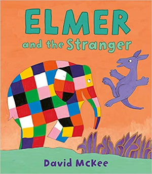 Children's Books Outlet | Elmer and the Stranger by David Mckee