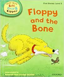 Children's Books Outlet |Biff, Chip And Kipper: Floppy and the Bone Level 2 Oxford Reading Tree