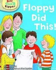 Children's Books Outlet |Biff, Chip And Kipper: Floppy Did This Level 1 Oxford Reading Tree
