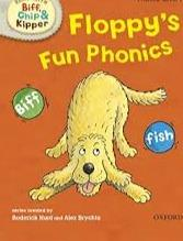Biff, Chip And Kipper Floppy's Fun Phonics Level 1 Oxford Reading Tree