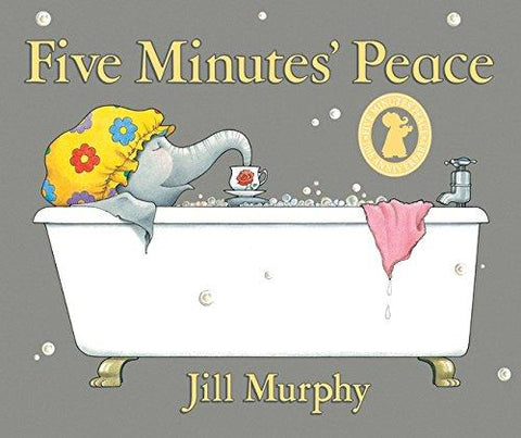 Children's Books Outlet | Five Minutes' Peace by Jill Murphy