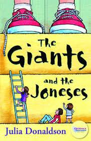 Children's Books Outlet |The Giants and the Joneses by Julia Donaldson