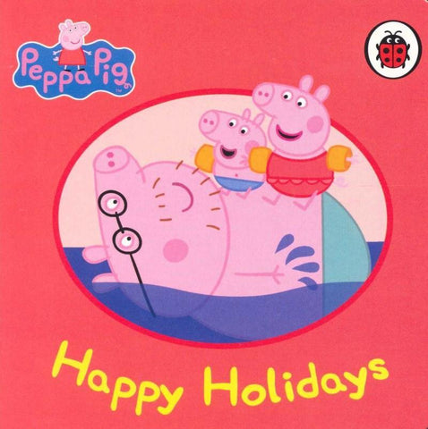 Children's Books Outlet |Peppa Pig, Happy Holidays