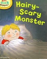 Children's Books Outlet | Biff, Chip And Kipper Hairy Scary Monster Level 3 Oxford Reading Tree