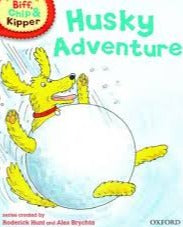 Children's Books Outlet | Biff, Chip And Kipper Husky Adventure,  Levels 5 Oxford Reading Tree