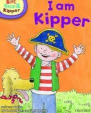 Children's Books Outlet |Biff, Chip And Kipper: I am Kipper Level 1 Oxford Reading Tree