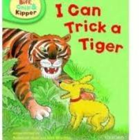 Children's Books Outlet |Biff, Chip And Kipper: I Can Trick a Tiger Level 2 Oxford Reading Tree
