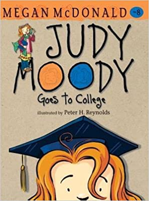 Children's Books Outlet |Judy Moody Goes to College by Megan McDonald