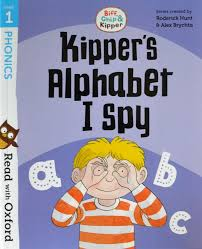 Children's Books Outlet |Biff, Chip And Kipper: Kipper's Alphabet I Spy Level 1 Oxford Reading Tree
