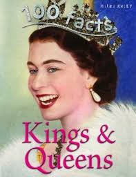 Children's Books Outlet |100 Facts Kings and Queens