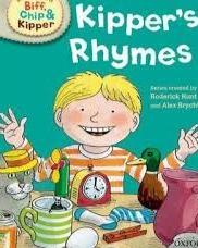 Children's Books Outlet |Biff, Chip And Kipper: Kipper's Rhymes Level 1 Oxford Reading Tree
