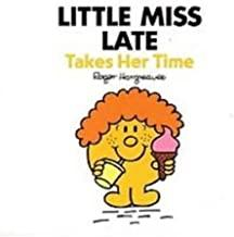 Children's Books Outlet |Little Miss Late Takes Her Time by Roger Hargreaves